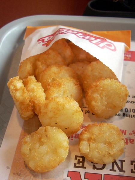 hardees hash rounds