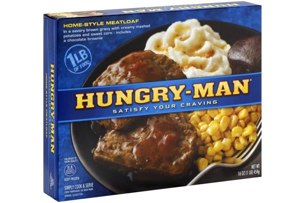 Hungry man meatloaf
