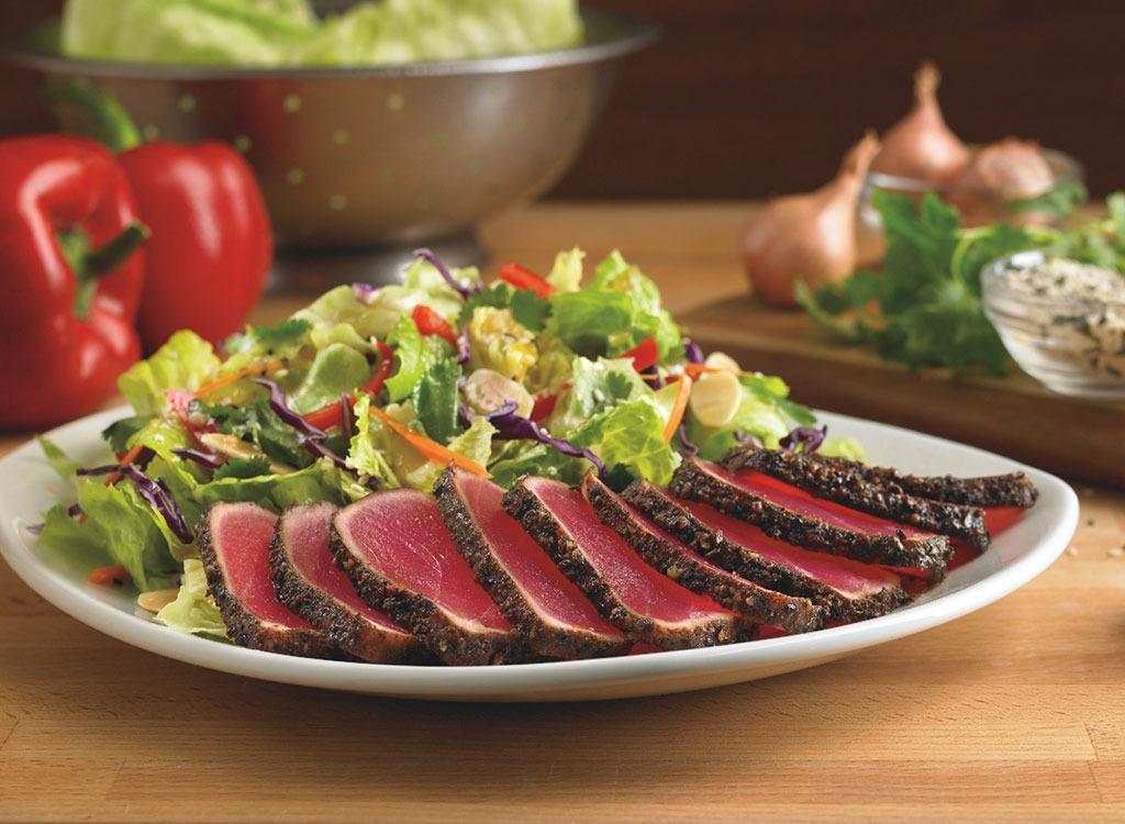outback ahi tuna salad