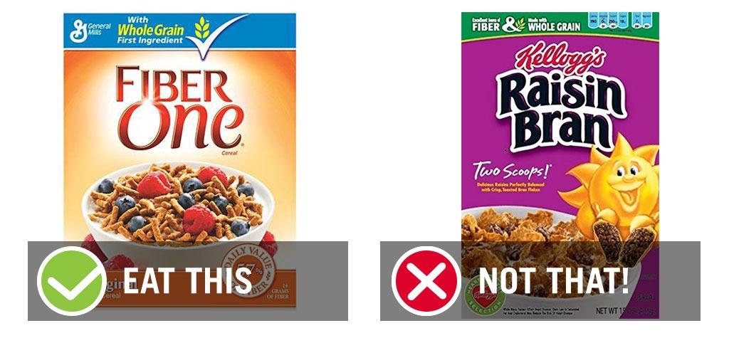 etnt bran cereal