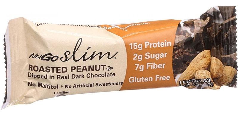 NuGo Slim Roasted Peanut