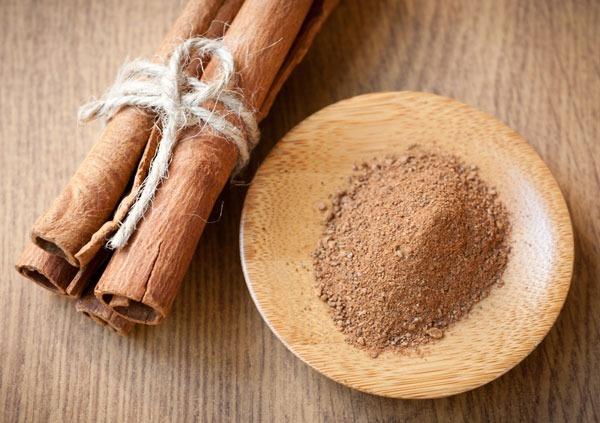 Ground cinnamon- pho