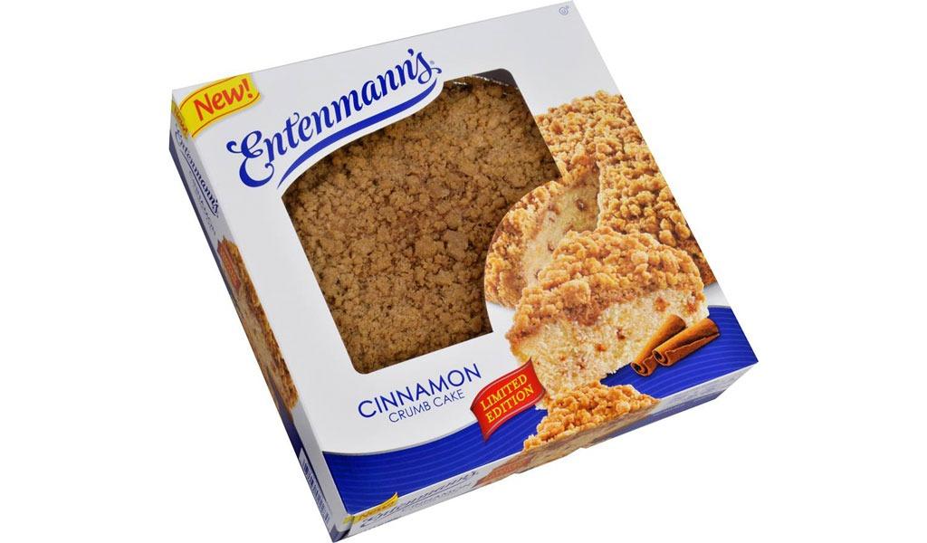 entenmanns coffeecake cinnamon