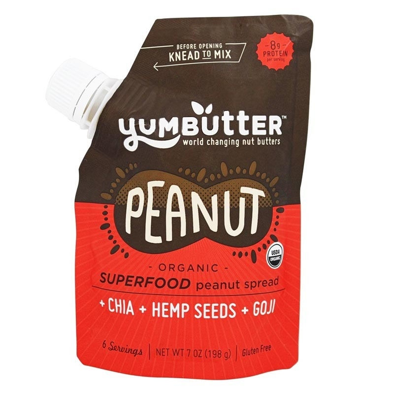 yumbutter superfood peanut butter