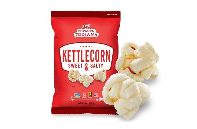 ETNT Low Sugar Popcorn Indiana