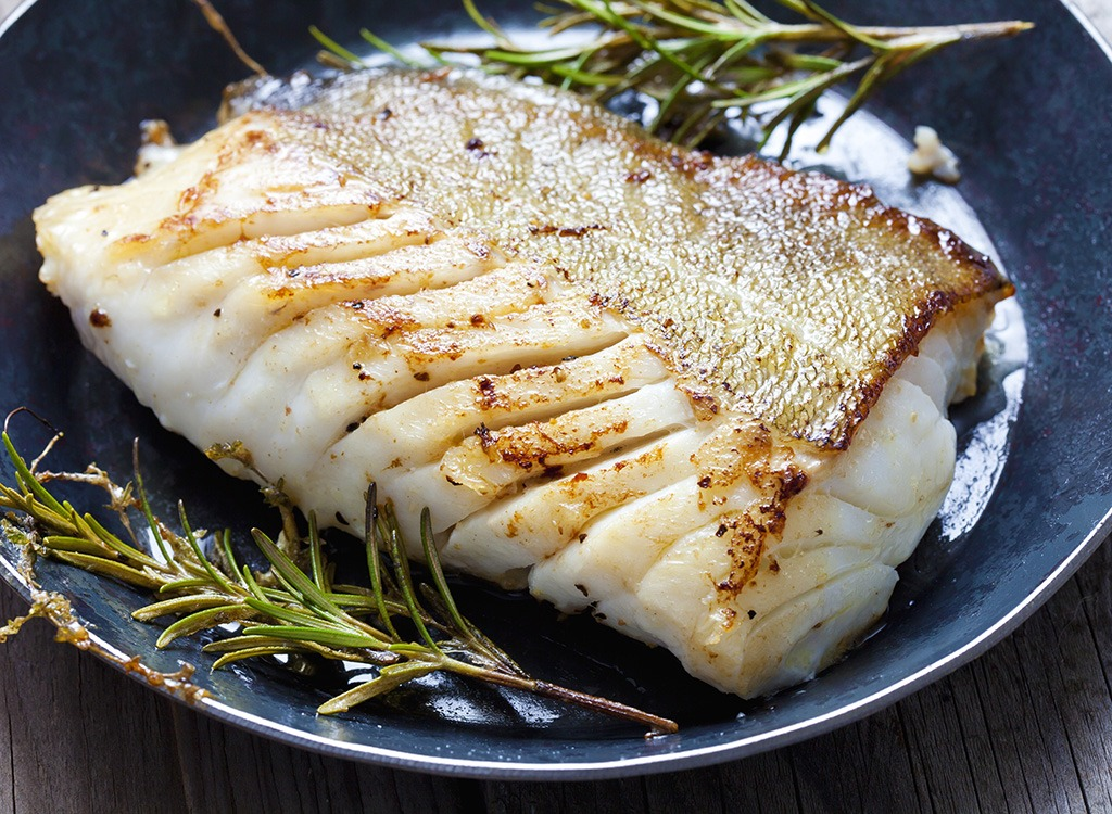 Food for women cod