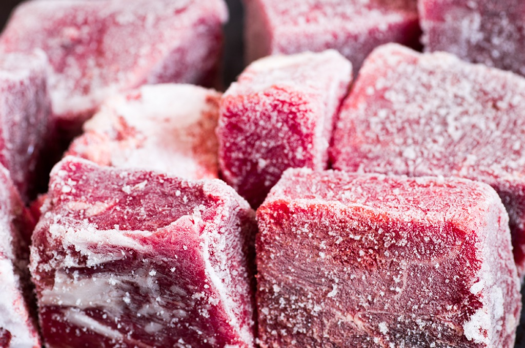 Meal prep tips freezer storage