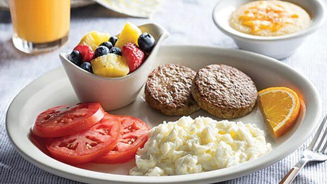 Cracker barrel good morning breakfast