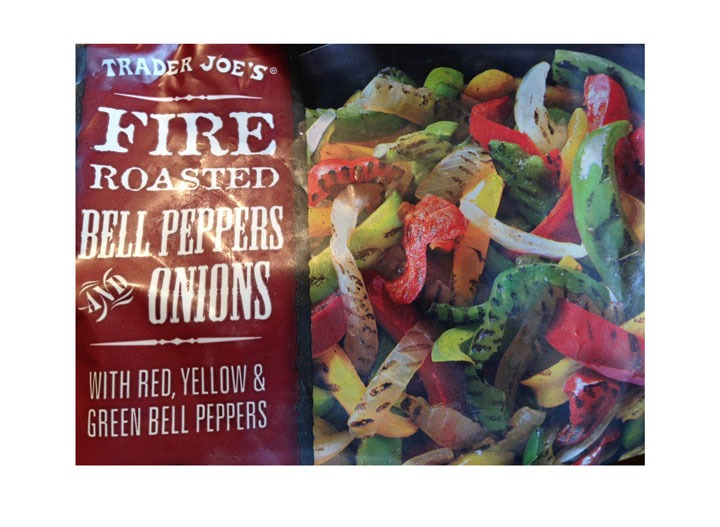 roasted bell peppers onions trader joes