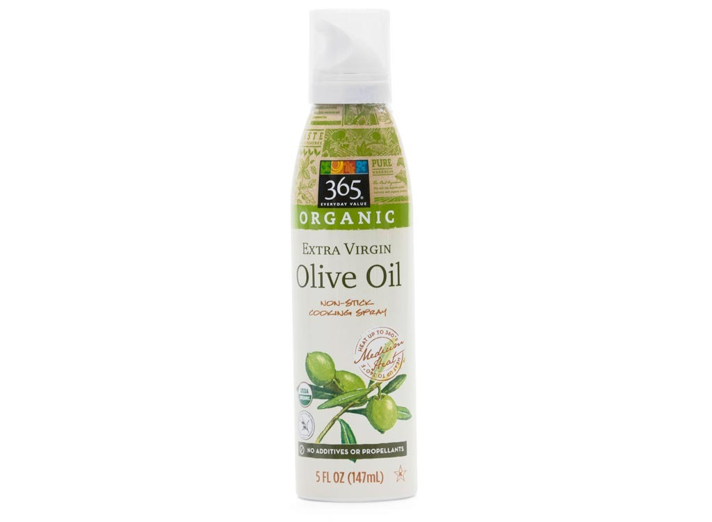 365 Everyday Value organic olive oil spray
