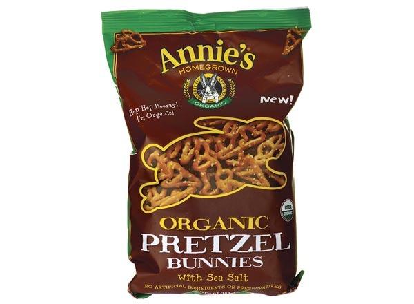 annie's organic pretzel bunnies