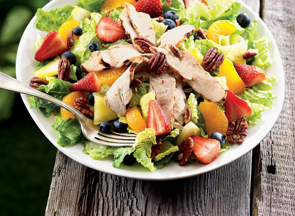 Panera strawberry poppy seed salad