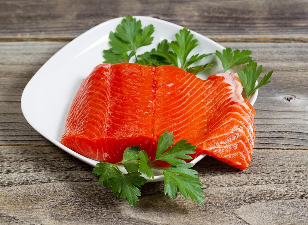 Fish ranked Sockeye Salmon
