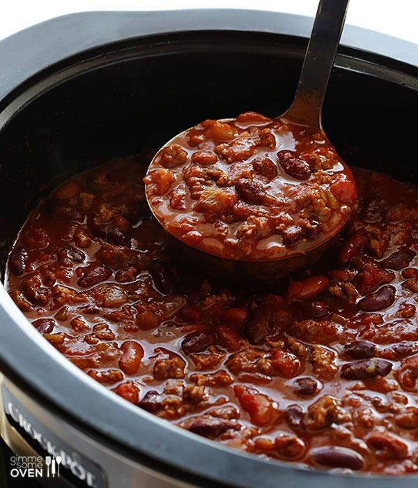 Pulse recipes chili