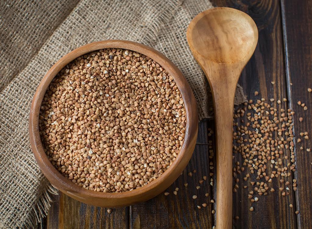 buckwheat vegan protein