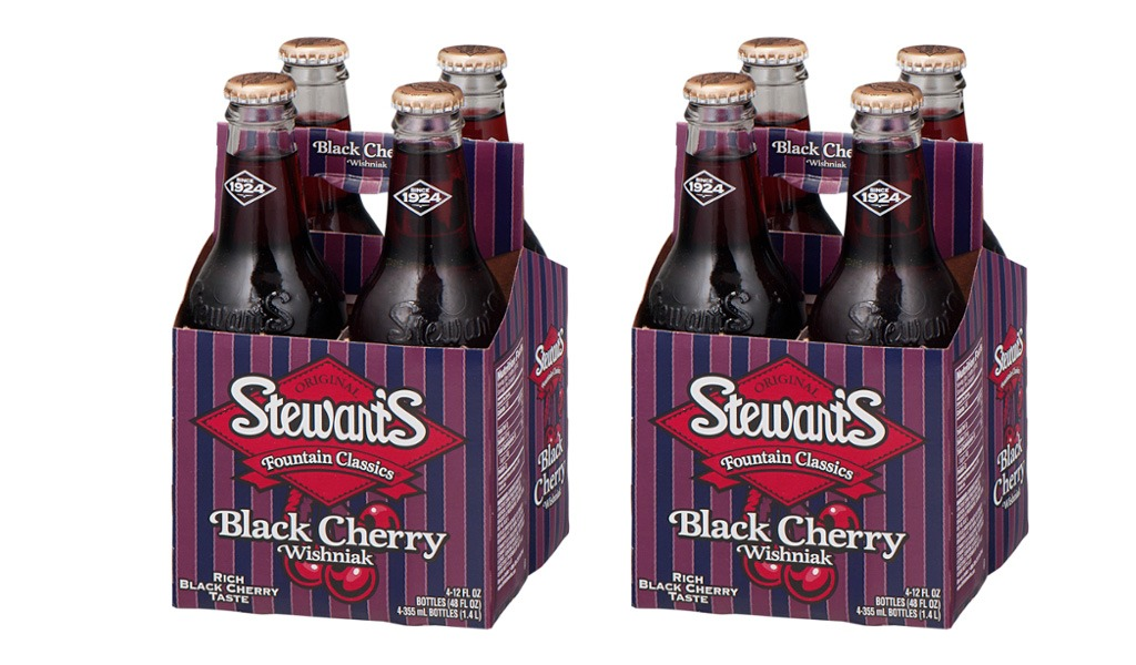 best soda stewarts black cherry