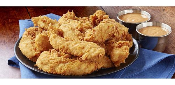Zaxbys Chicken Fingerz