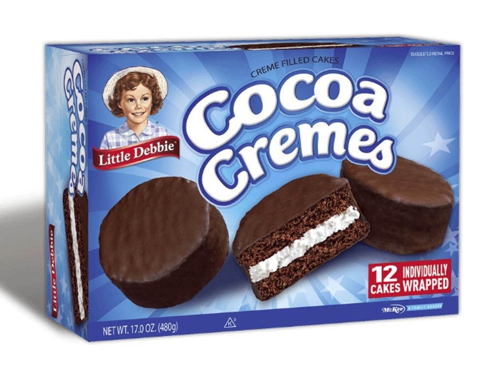 cocoa cremes