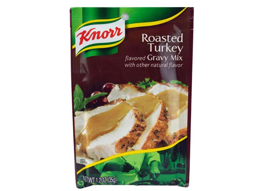Knorr Gravy Mix Roasted Turkey