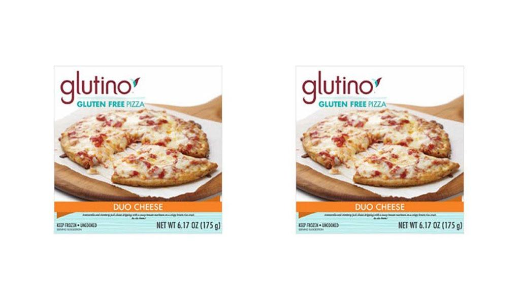 glutino gf duo cheese pizza