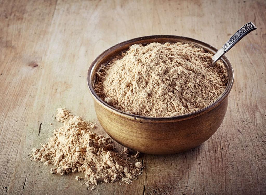 Maca powder - foods for energy