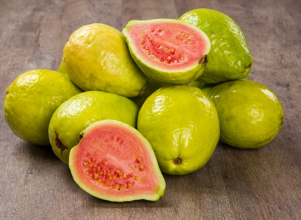 best hangover cure foods - guava