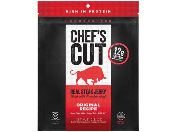 Jerky ranked Chefs Cut