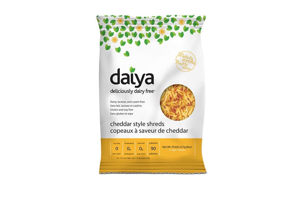 Daiya vegan cheese