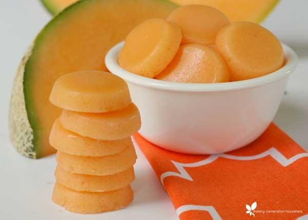 26. Melon Gummies