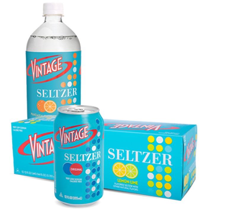 vintage seltzer products