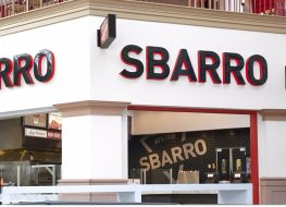 sbarro restaurant