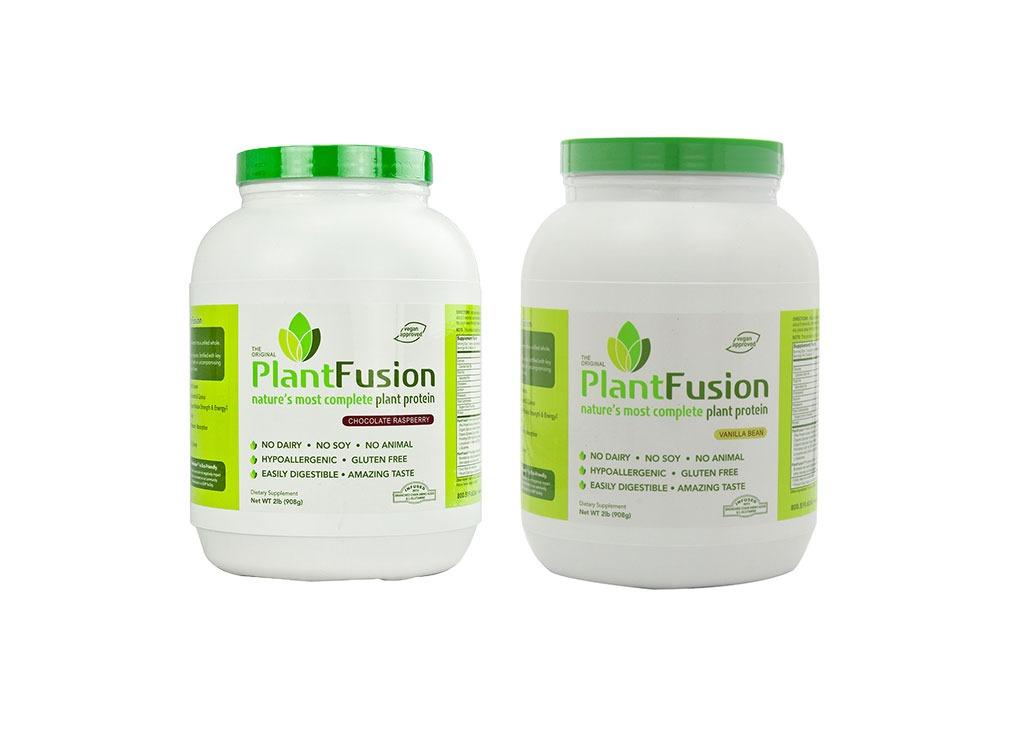 plantfusion vegan protein powder