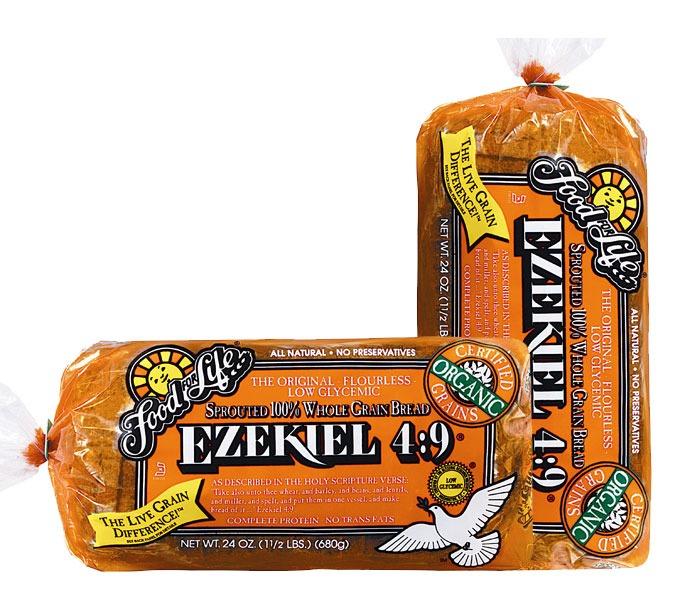 ETNT Low Sugar Ezekiel