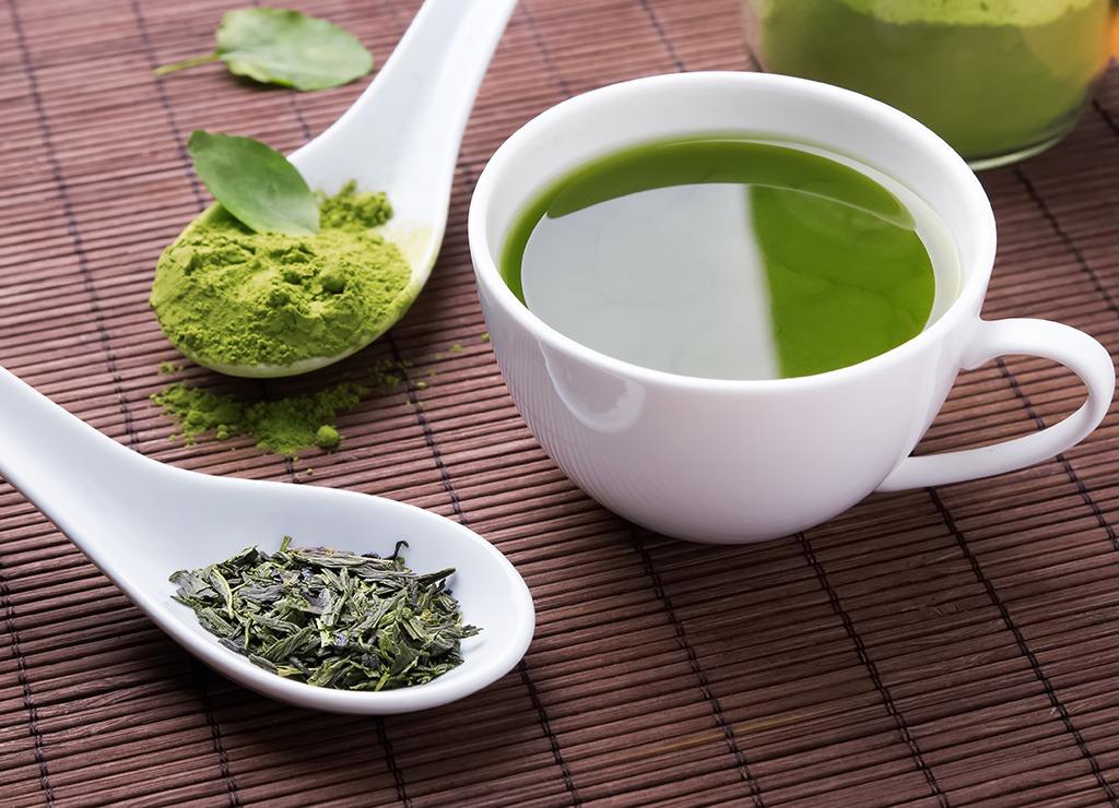 Bikini body green tea