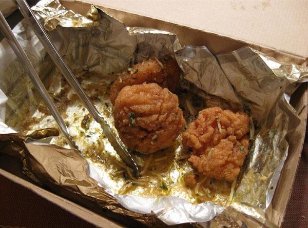ETNT Super Bowl Pizza Hut Garlic Parmesan Wings