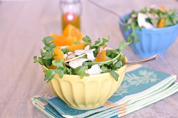 arugula fennel and citrus salad