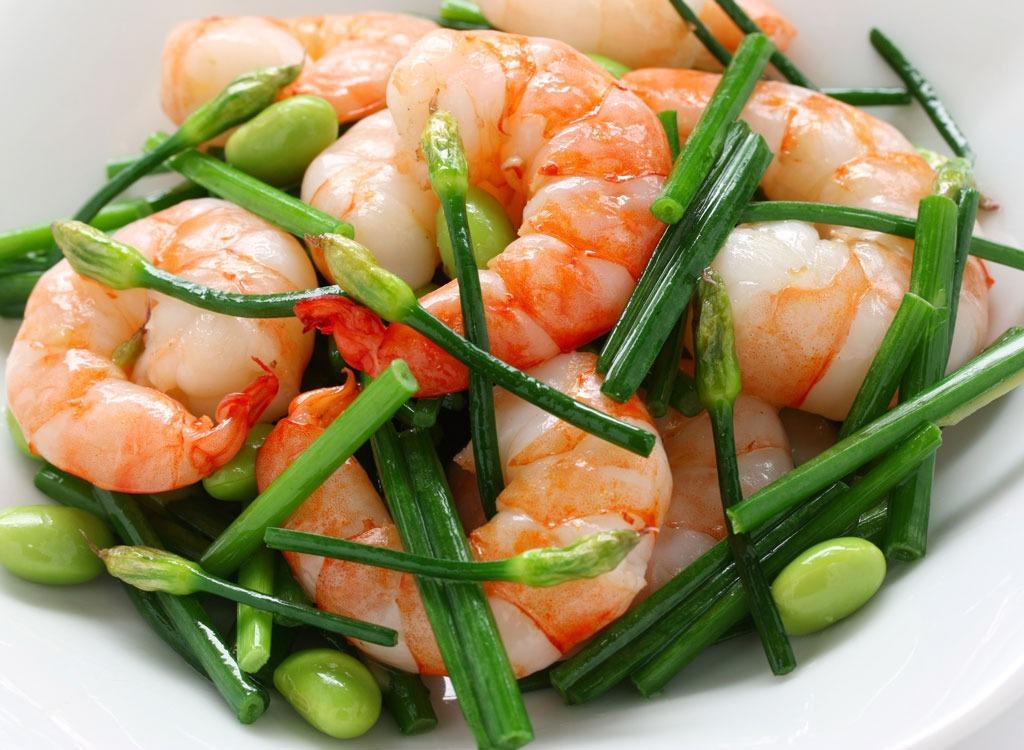 edamame shrimp