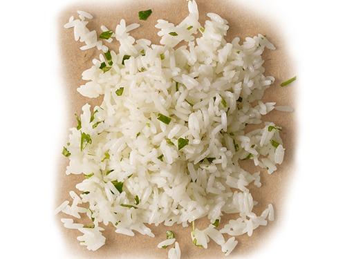 Cilantro Lime White Rice
