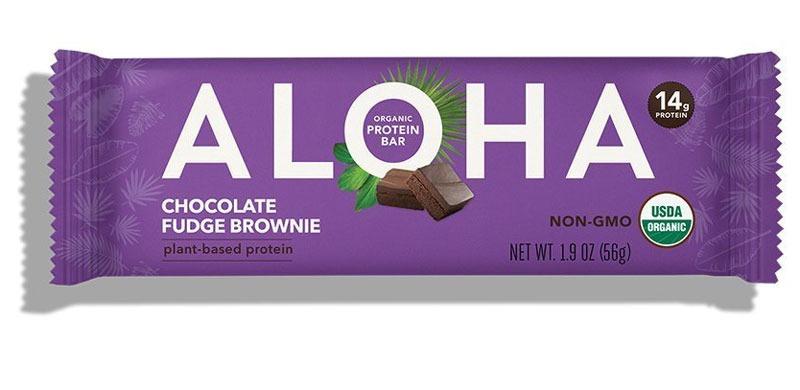 Aloha Chocolate Fudge Brownie