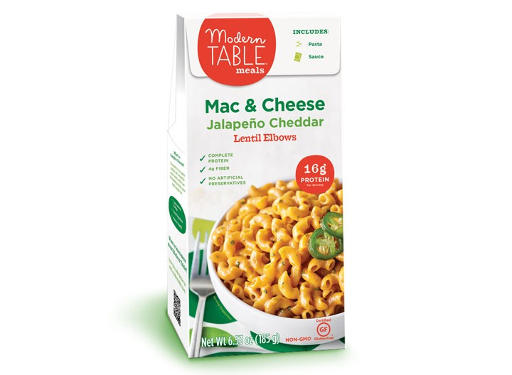 lentil mac and cheese modern table jalapeno