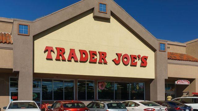 Trader Joe's parking lot