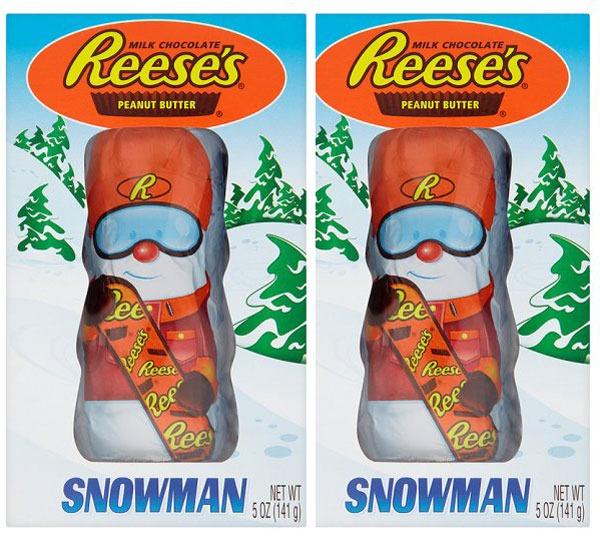 REESES SNOWMAN