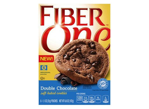 Fiber One Soft Baked Double Chocolate