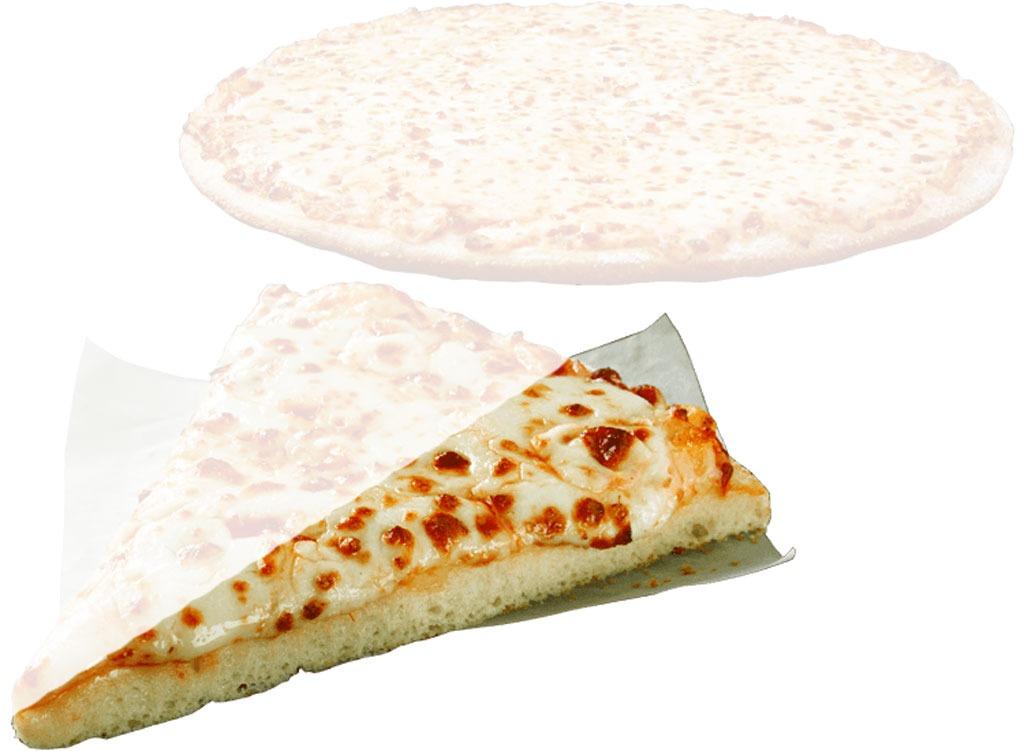 Domino's Pizza slice and pie
