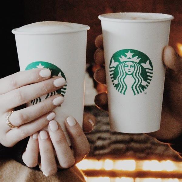 latte starbucks