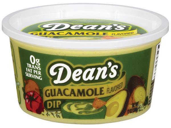 ETNT Super Bowl Deans Guacamole Flavored Dip