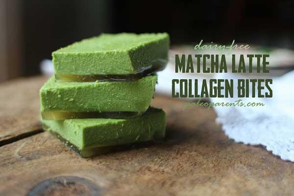 13 a. Matcha Latte BItes