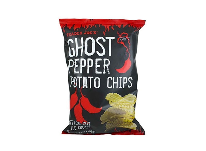 trader joes ghost pepper potato chips