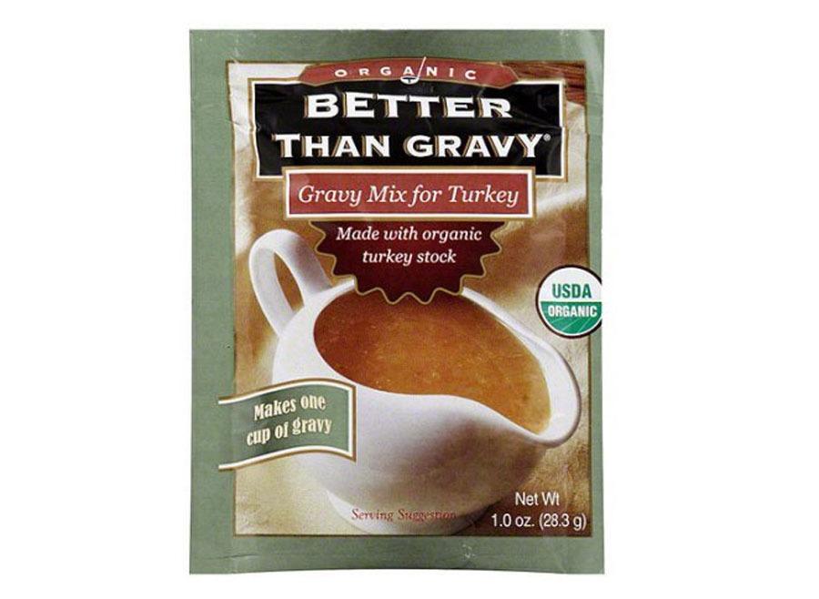 Better Than Gravy Organic Gravy Mix