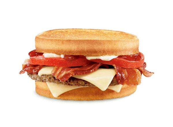 Fast food burgers ranked Sourdough Jack
